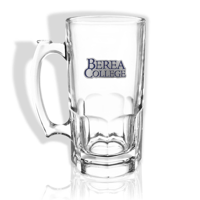 Berea College Glass Mug-1