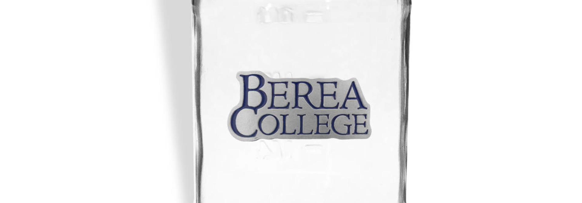 Berea College Mason Jar