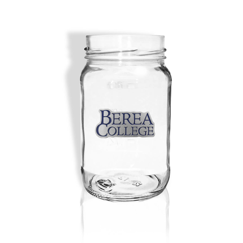Berea College Mason Jar-1