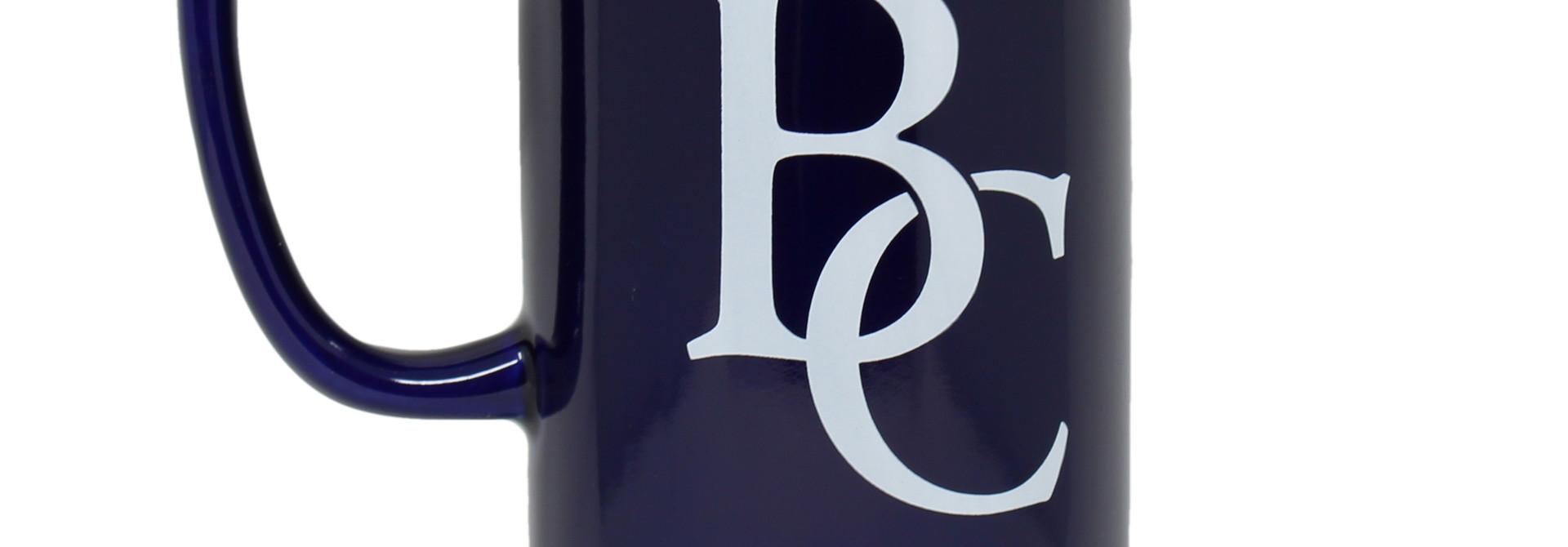BC Ceramic Tall Mug
