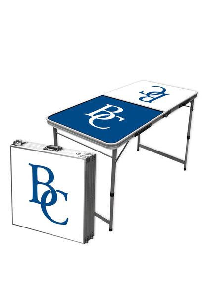 Ping Pong Table with BC logo*