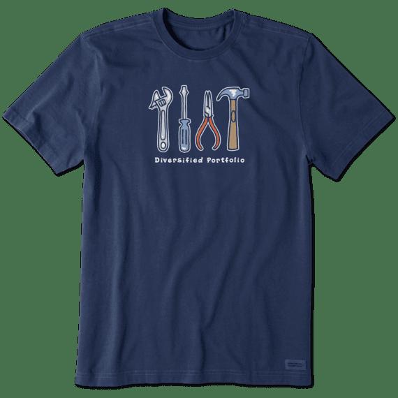 Diversified Portfolio T-shirt-3