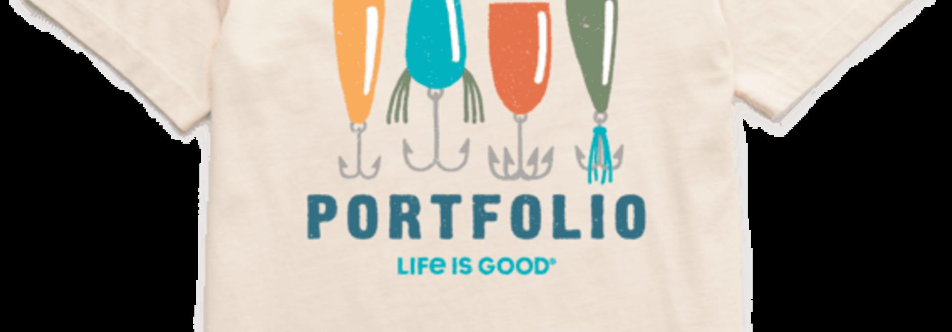 Diversified Portfolio T-shirt