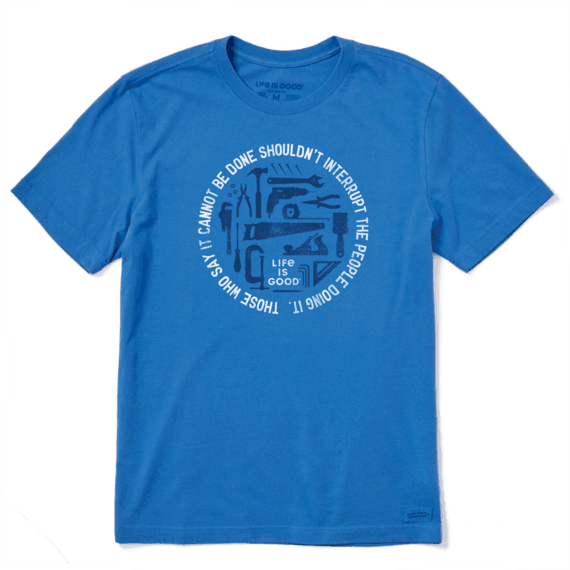 Don't Interrupt T-shirt-1
