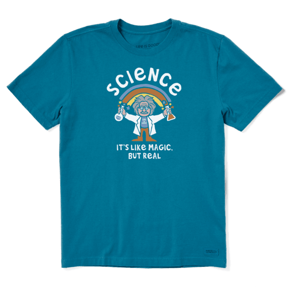 Science Is Like Magic T-shirt-2