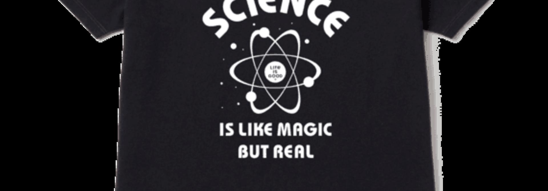 Science Is Like Magic T-shirt