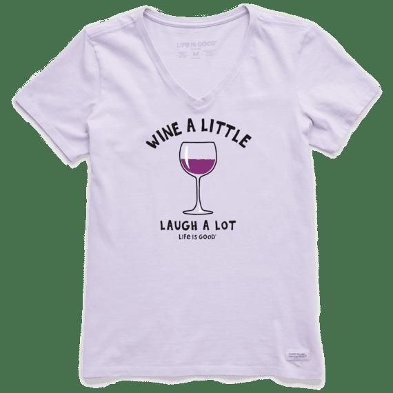 Wine a Little T-shirt-1