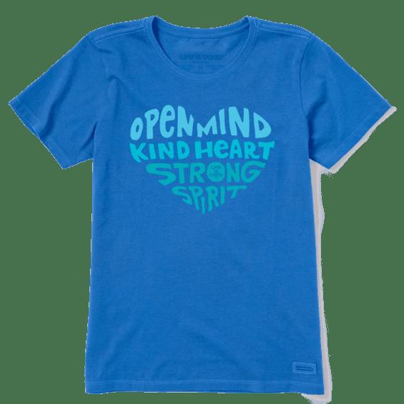 Open mind T-shirt-1