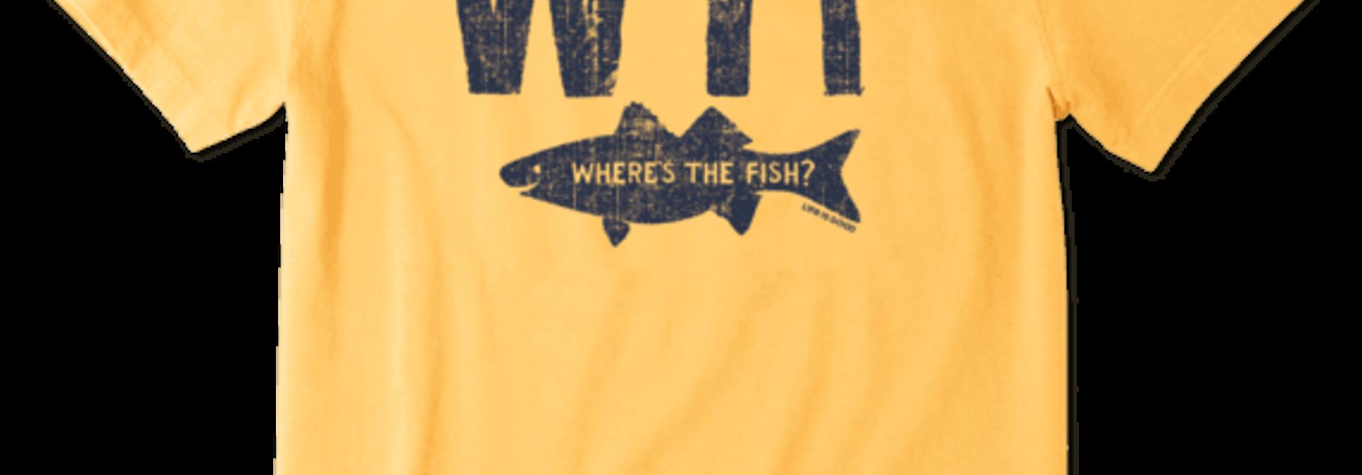 Men's WTF T-shirt