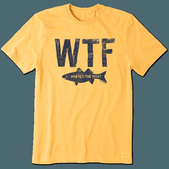 Men's WTF T-shirt-1