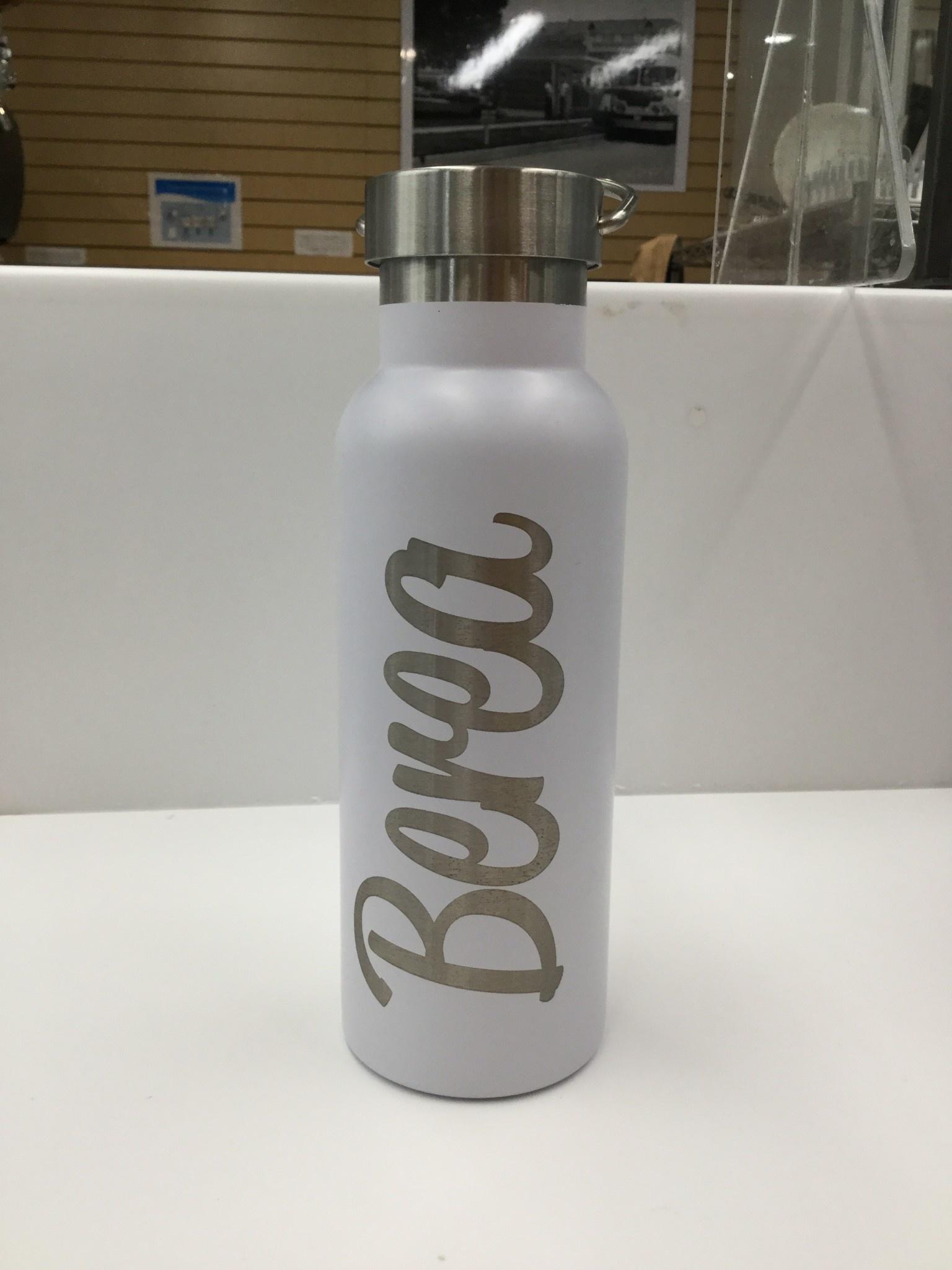 White Berea Water Bottle-3