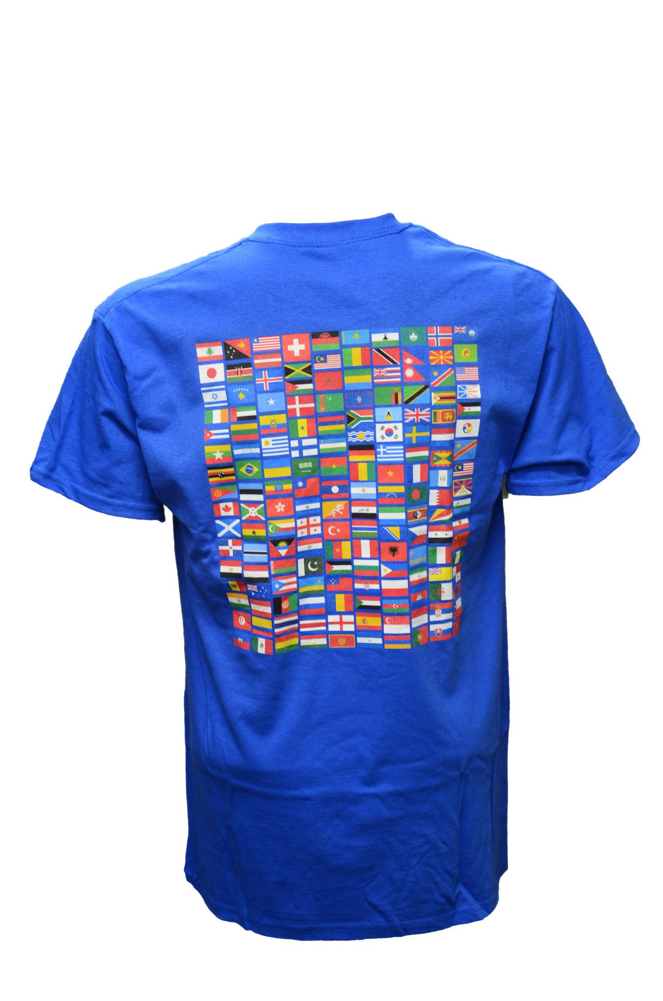 International Flags t-shirt-2