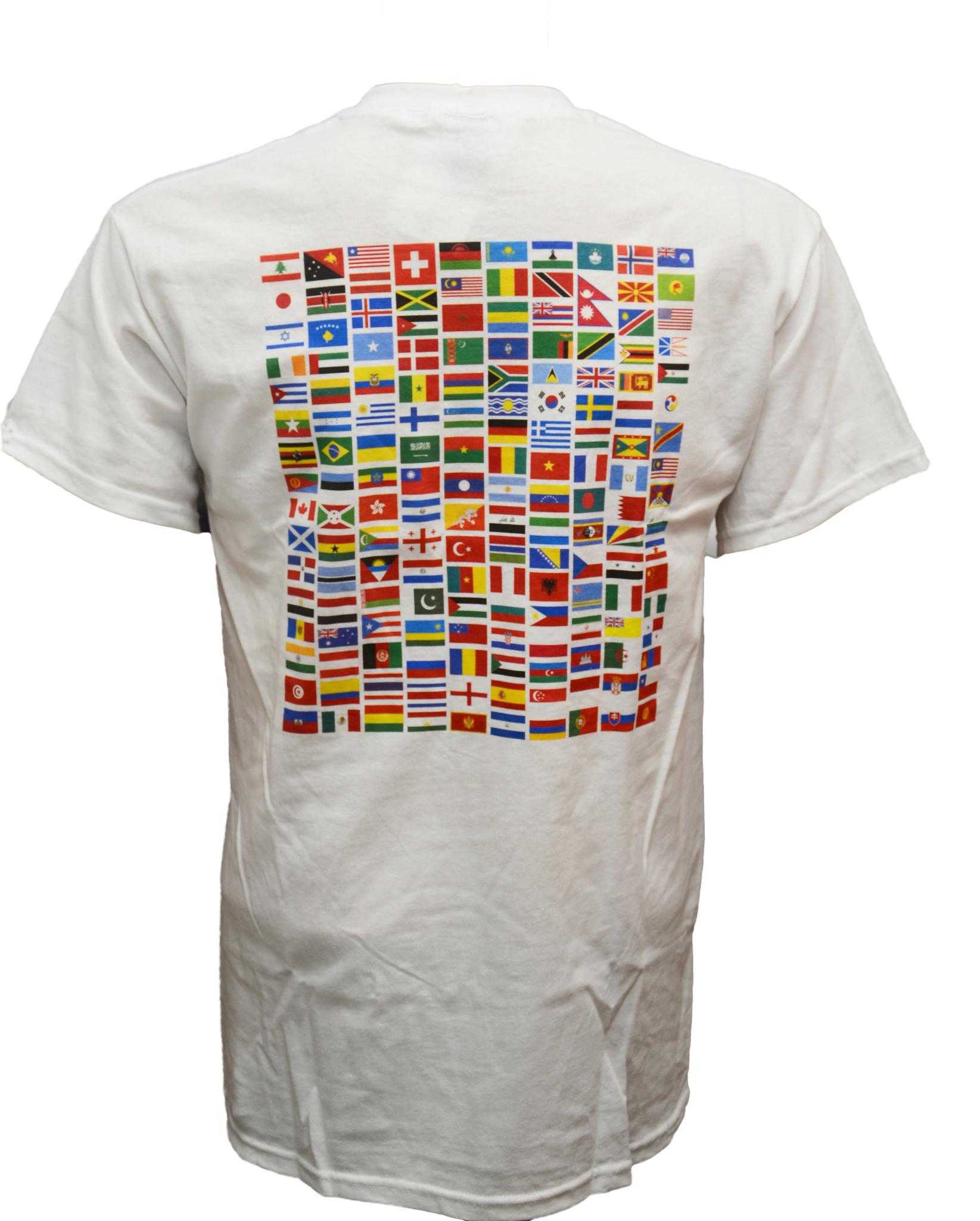 International Flags t-shirt-1