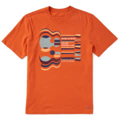 Music Is What Color Sounds Like LIG T-shirt-2