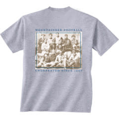BC Mountaineers Undefeated Football T-Shirt-3