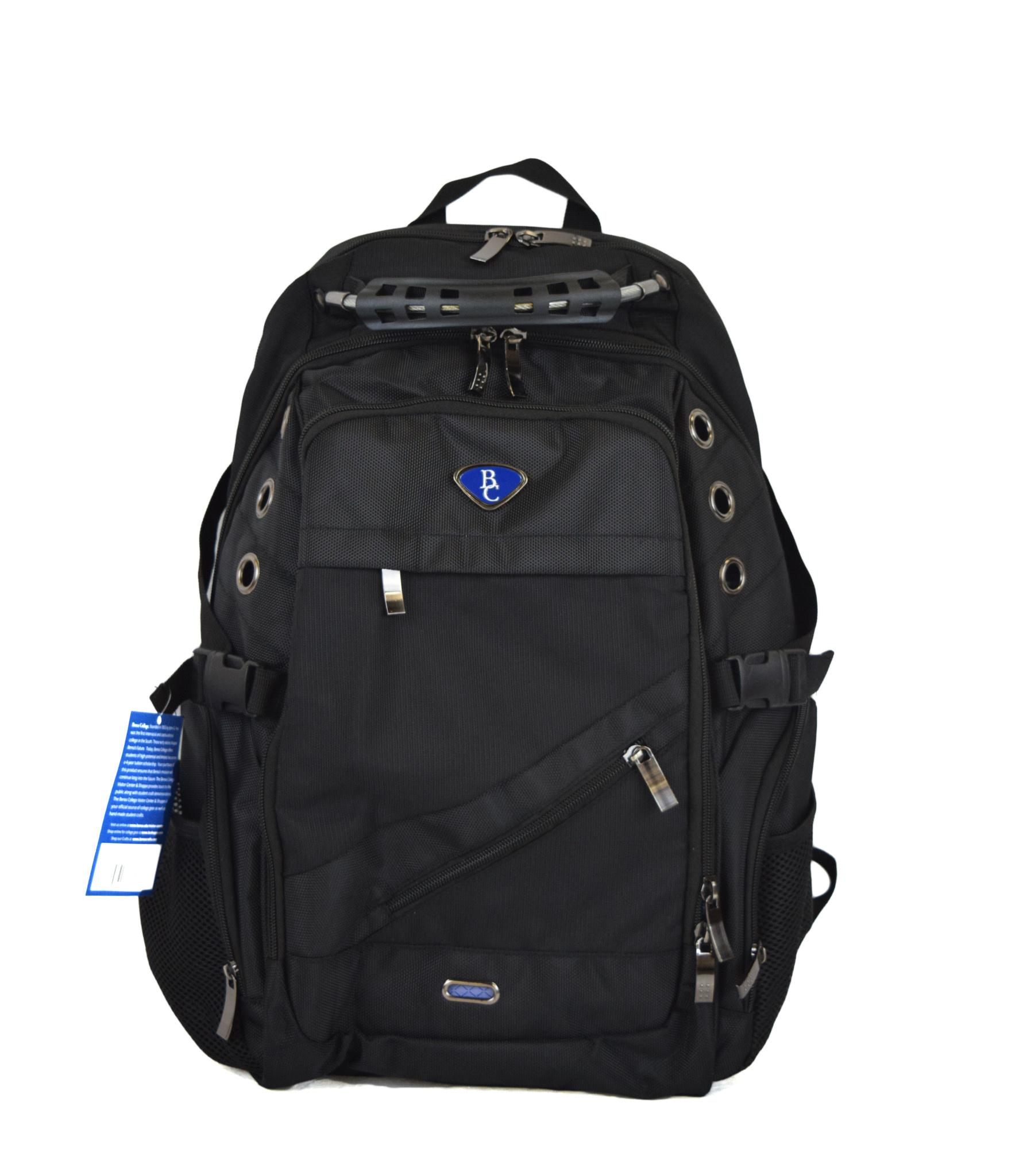 BC Interlock Executive Backpack-1