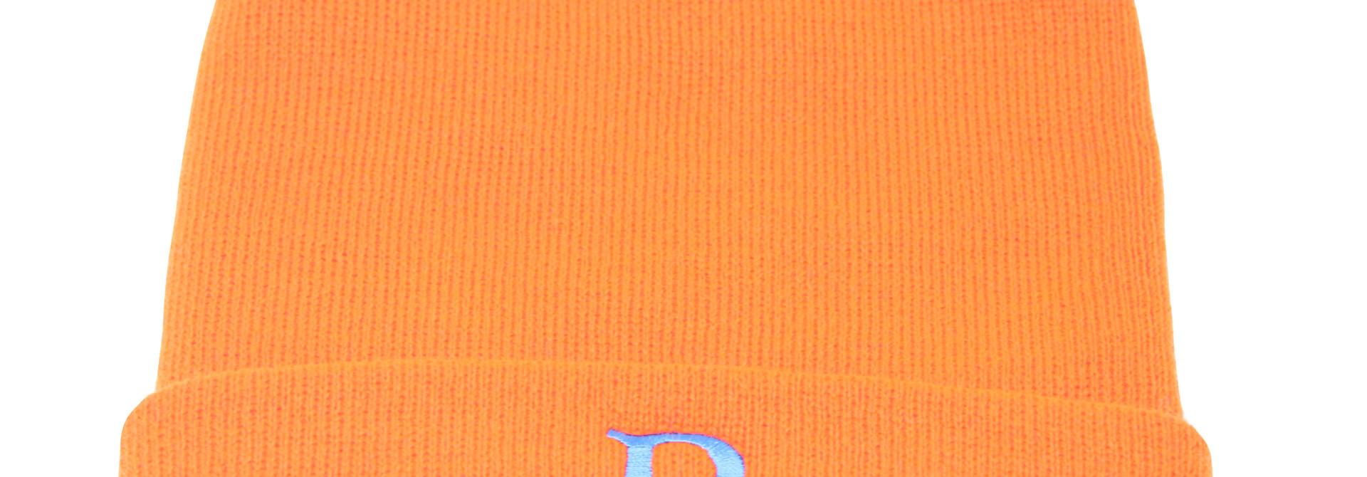 BC Neon Orange Beanie