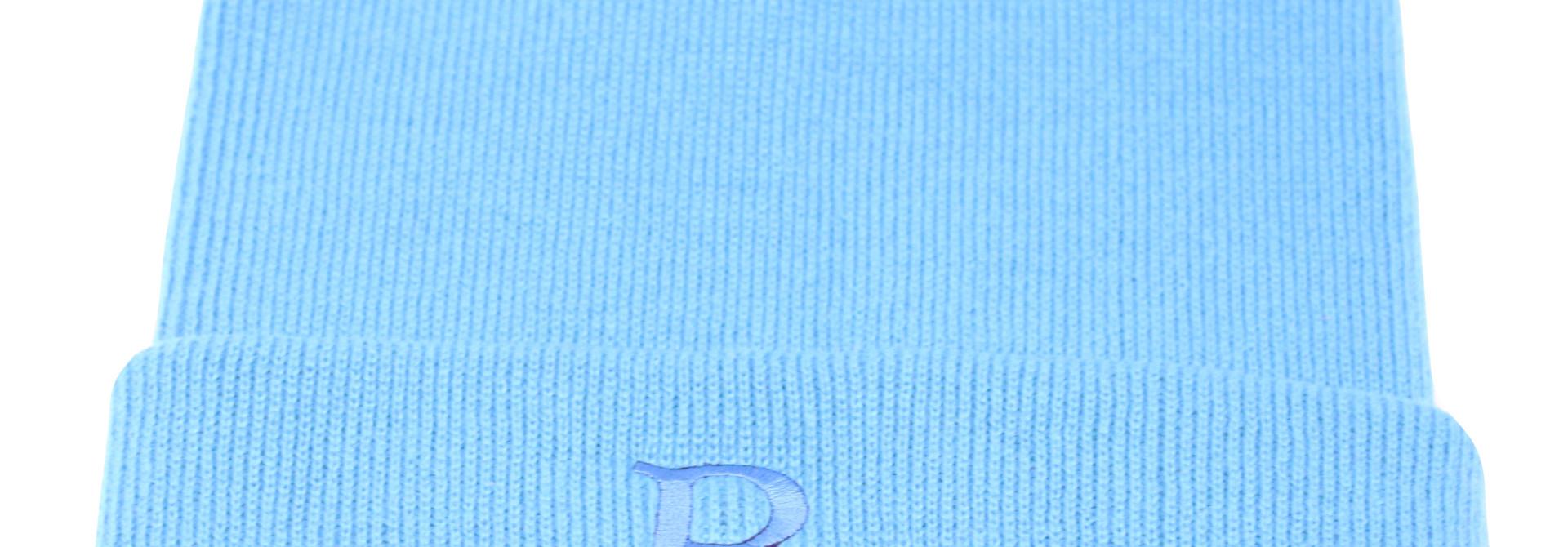 BC Neon Blue Beanie