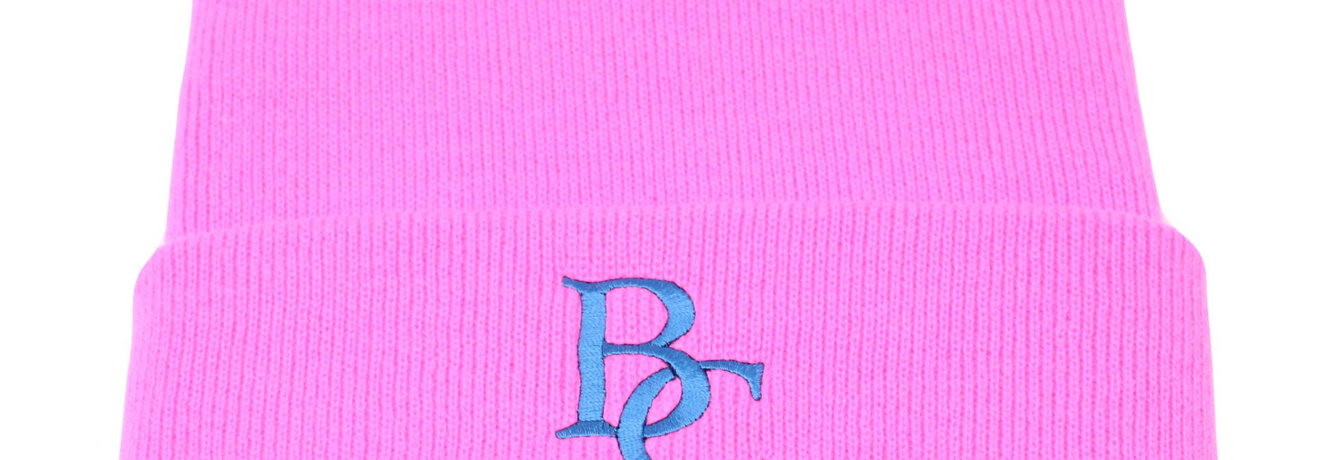 BC Hot Pink Beanie