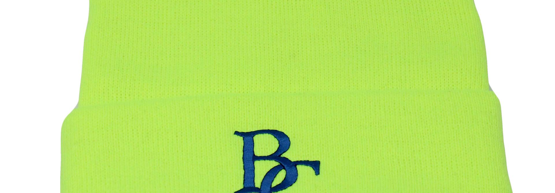 BC Neon Green Beanie
