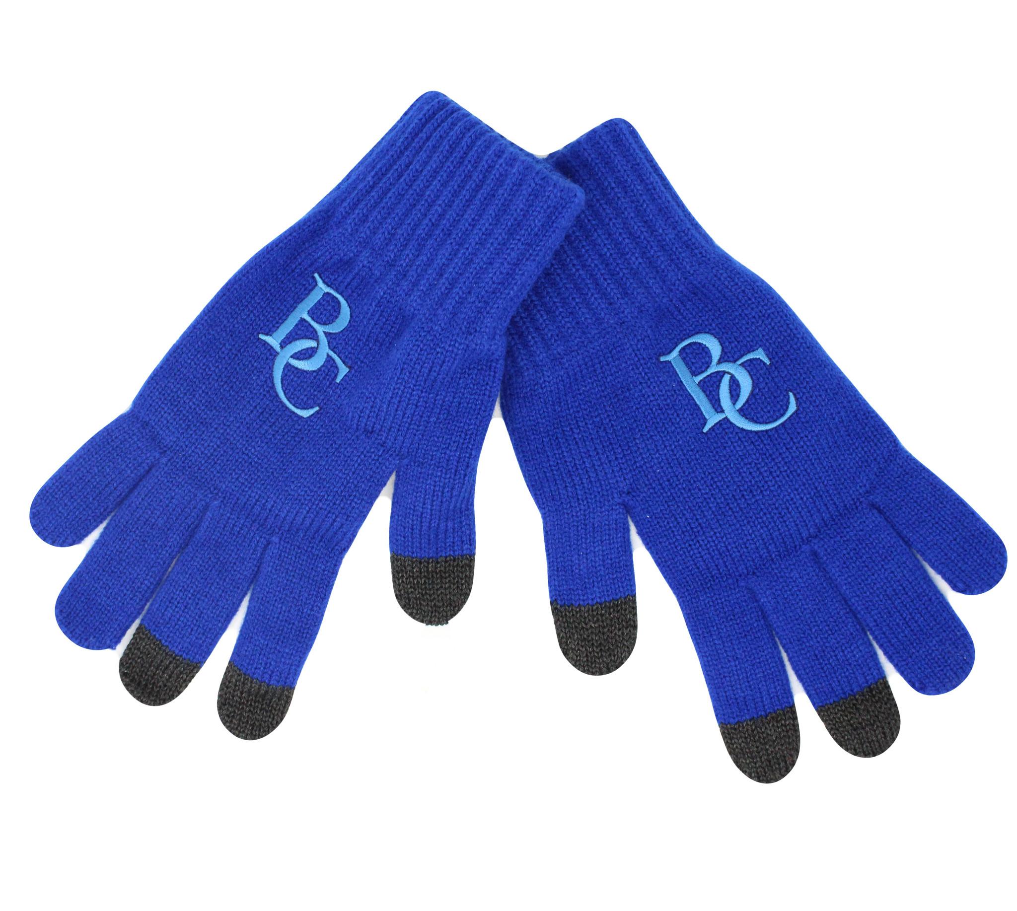BC Royal Blue Gloves-1