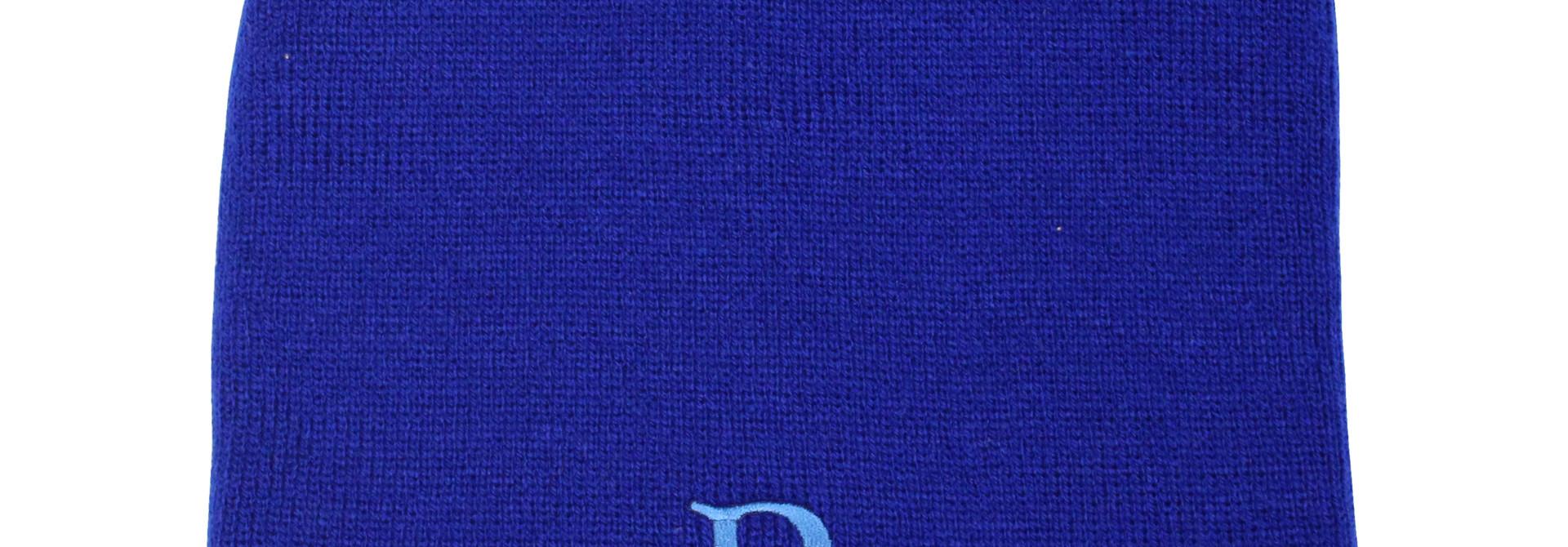 BC Blue Beanie