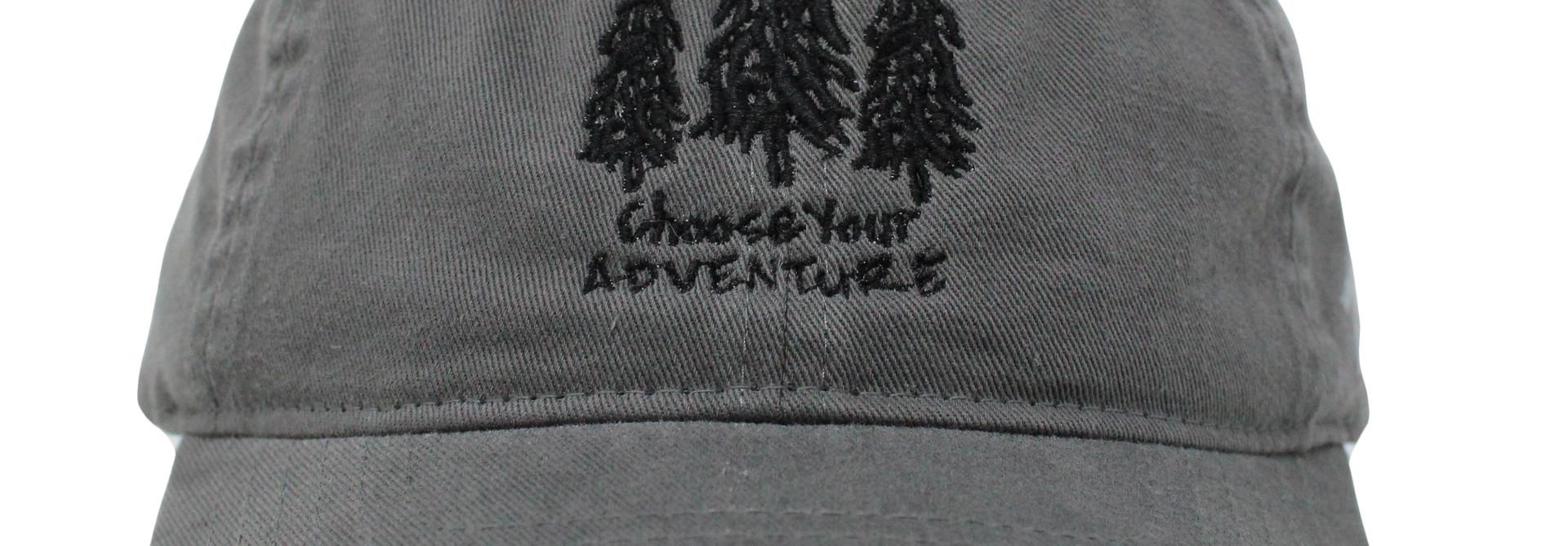 Choose your Adventure Ball Cap