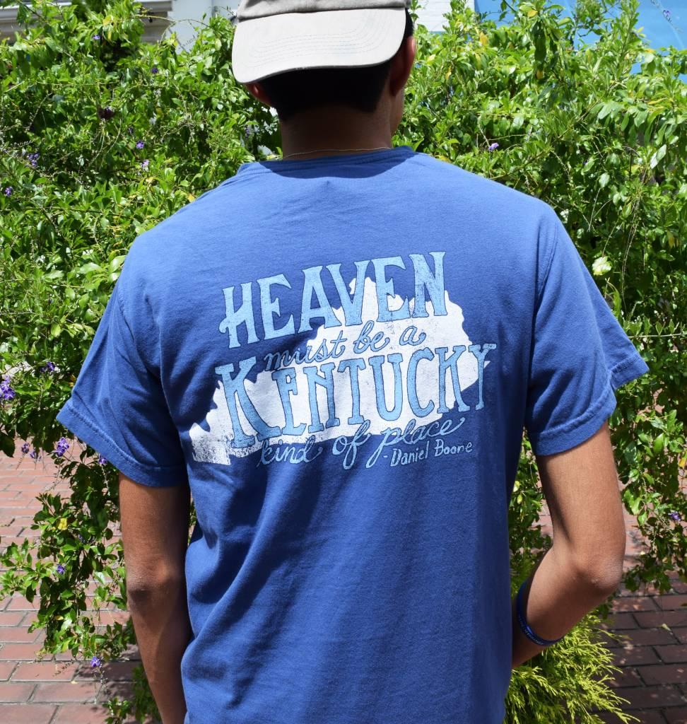 Live Oak Kentucky Heaven Pocket Tee