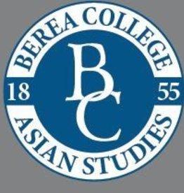 Potter Decals Asian Studies Decal