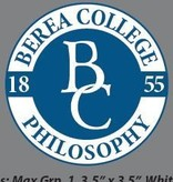 Potter Decals Philosophy Decal