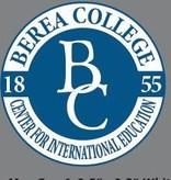 Potter Decals Center for International Education