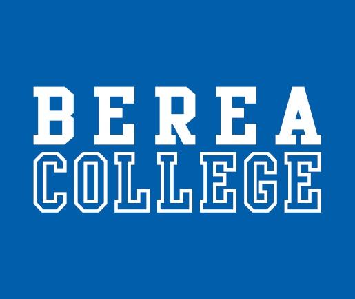 Blue Berea College Fleece Blanket-4