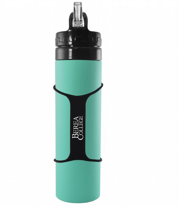 Collapsible Silicone Water Bottle-1