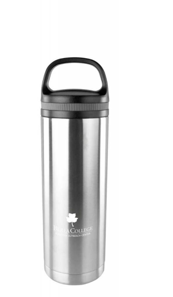 Stainless Steel Water Bottle FOC Logo-1