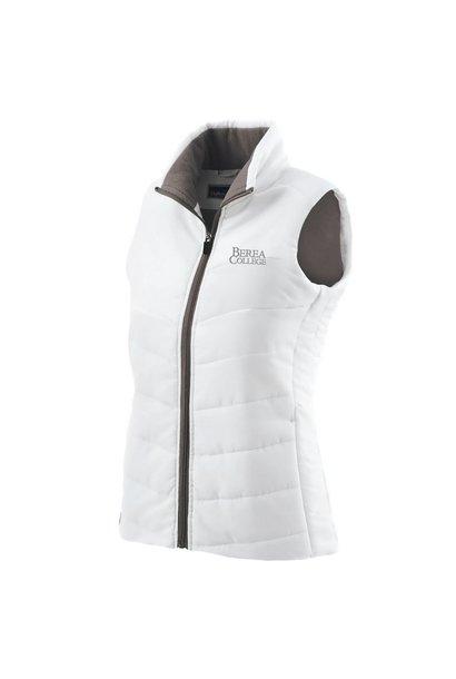 Women's White Vest