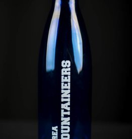The Fanatic Group Transparent Blue Water Bottle
