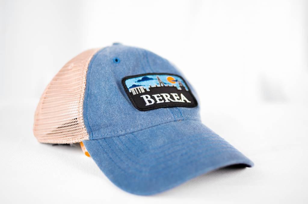 Uscape Apparel Demin Skyline Mesh-back Cap