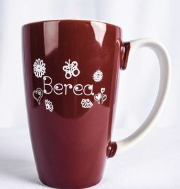Nordic Two Tone Berea Flowers Mug