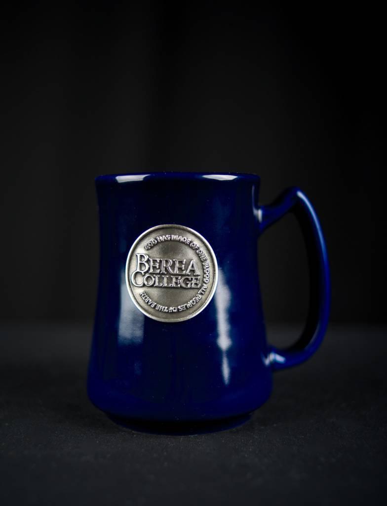 RFSJ Inc. Royal Blue Circle Logo Mug