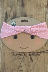 Headband Bow-