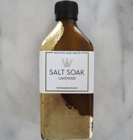 Salt Soak-