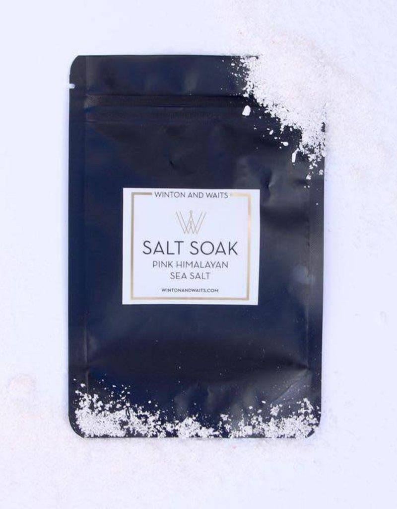 Travel Salt Soak-