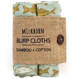 Bamboo Burpies Blue-