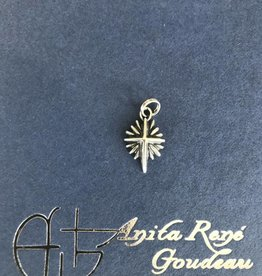 AG1122 Bright Morning Star Charm SS