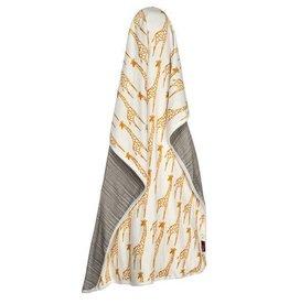 Stroller Blanket Yellow Giraffe