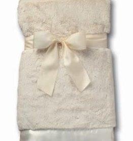 Bearington Baby Silky Soft Crib Blanket-