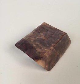 Soap Rocks Purple Heart Burl Soap Wood