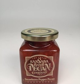 San Saba Strawberry Pepper Pecan Preserves
