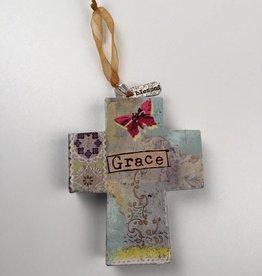 Small Cross Ornament