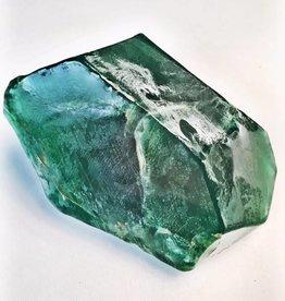 Holiday Emerald Soap Rock